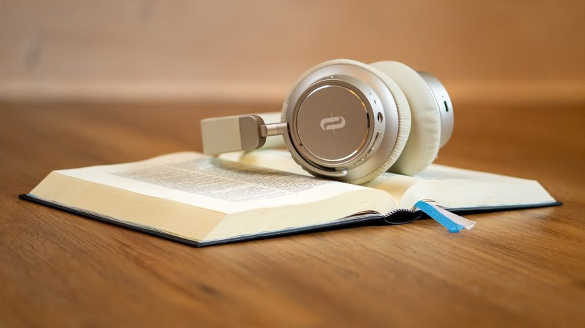 books and audio